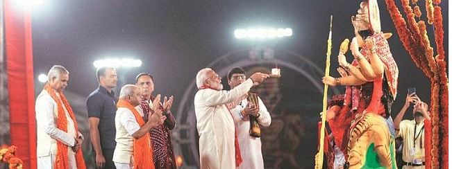 People across globe look at Indian passport with pride: PM