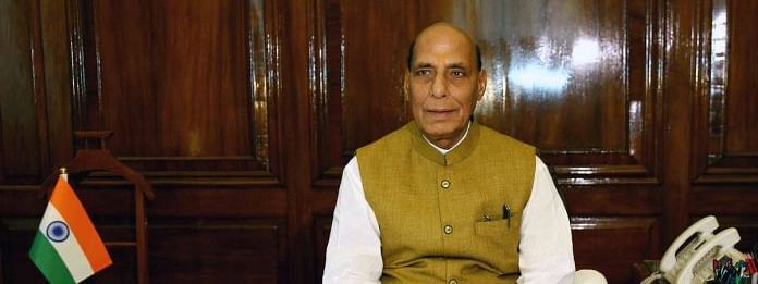 Rajnath to meet French President, Defence Minister at two-day Paris visit