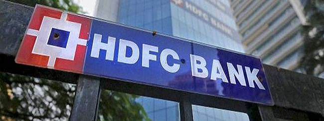 HDFC Bank up by 3.91 pc to Rs 946