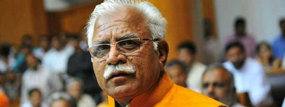 Manohar Lal Khattar likely to take oath tomorrow, say BJP sources