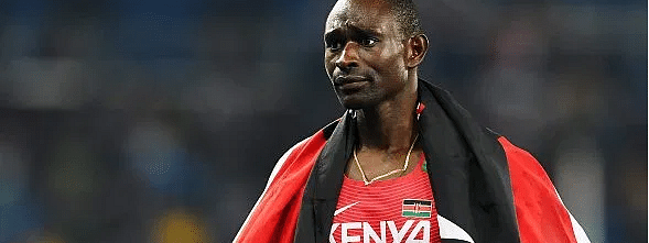 Rudisha returns to fitness, eyes history to win 3rd Olympic title