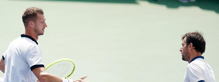 Jamie Murray, Pliskova sisters out of China Open doubles