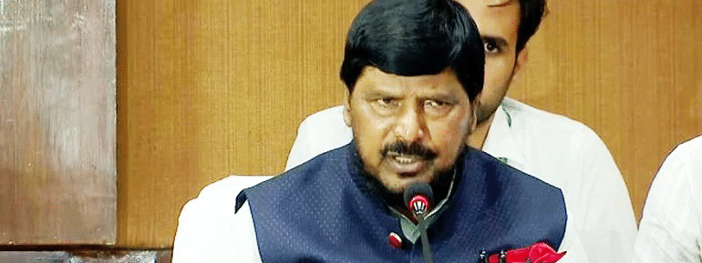 India to wrest PoK from Pakistan at any cost: Athawale