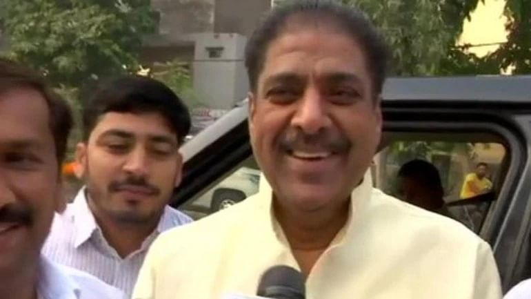 Ajay Chautala on parole, attends son's swearing-in