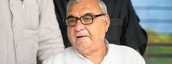 Bhupinder Singh Hooda leading by 23,000 votes