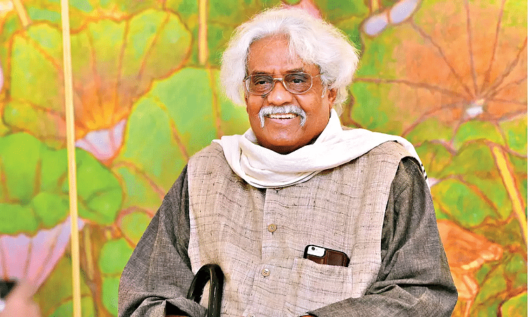 Ramachandran's art show draws wide range of viewers