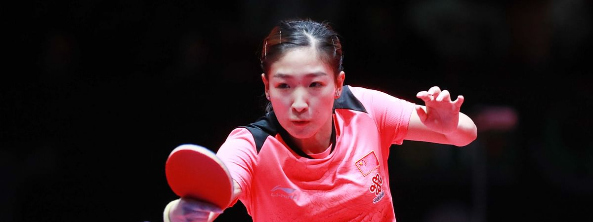 Liu Shiwen vows to win record 5th World Cup