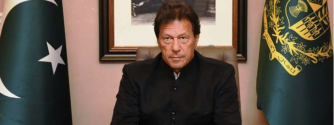 Imran Khan calls to reduce violence in Afghanistan