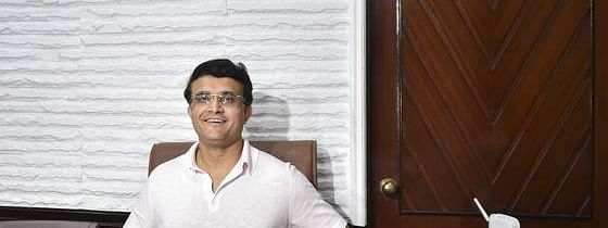 Sourav Ganguly takes reins of BCCI as President