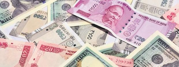 Rupee up marginally by 2 paise against USD