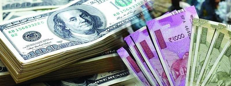 Rupee gains by 7 paise against USD