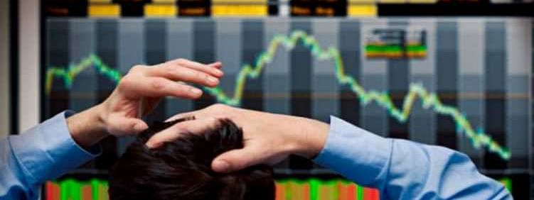 Sensex drops by 700 Points on Bank Shares slump