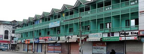 Strike continues since August 5 in Kashmir