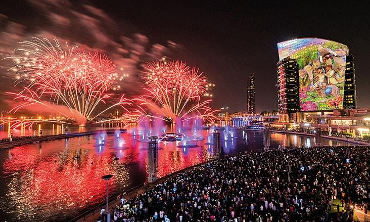 Sharjah celebrates Diwali with 'Indian Night'
