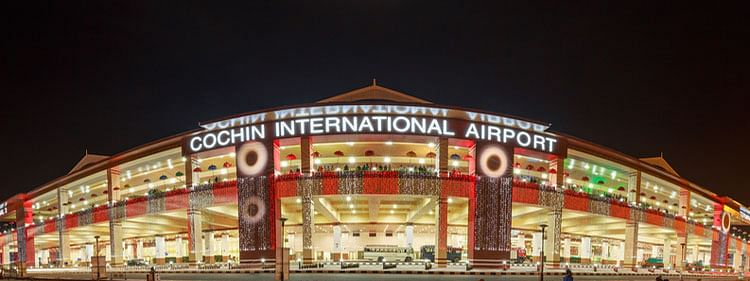 Silver jubilee of Cochin Airport: India Post launches special postal cover, stamp