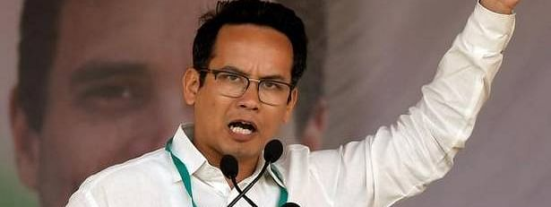 AICC appoints Gourav Gogoi as new in-charge
