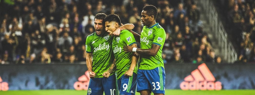 FC Seattle Sounders wins MLS Western Conference
