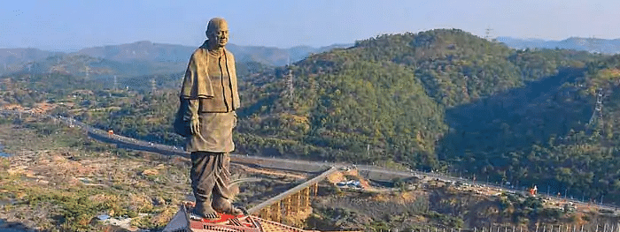 PM to pay tributes to Sardar Patel at 'Statue of Unity' on Oct 31
