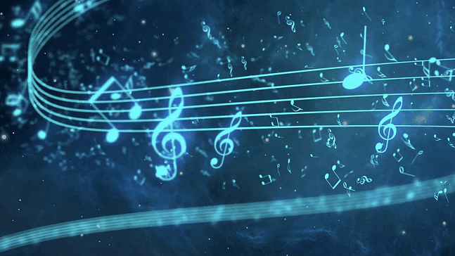 Singing the blue…….