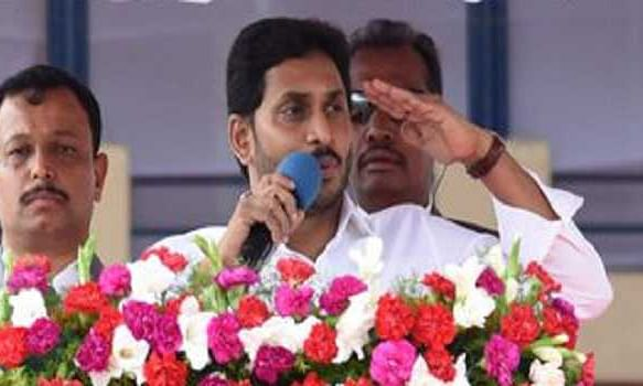 AP CM asks police to act tough against tormentors of women, girls