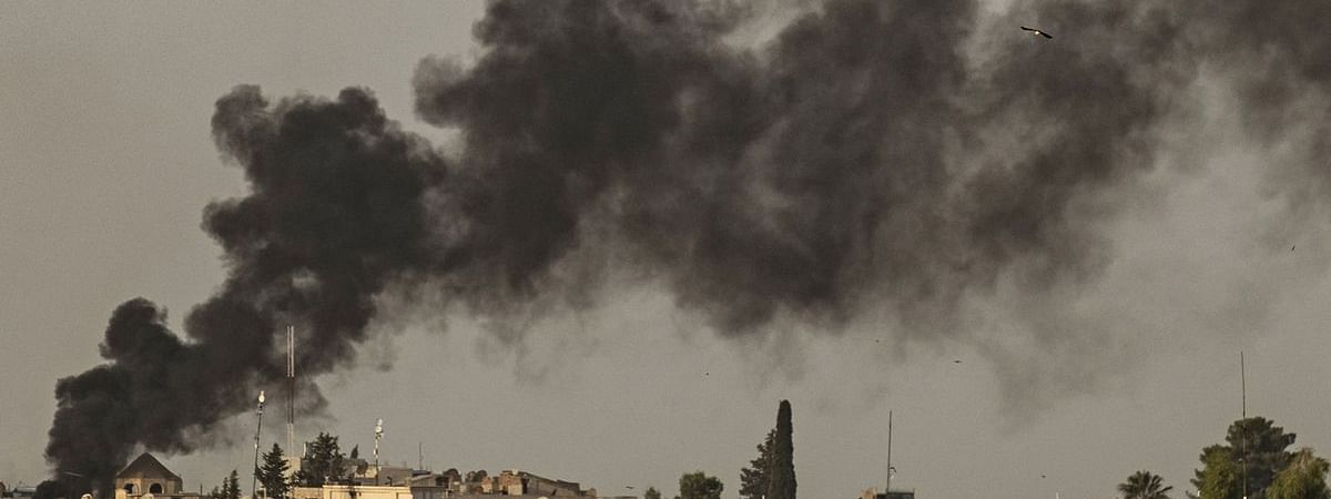 Turkey's Syria offensive could spark another catastrophe