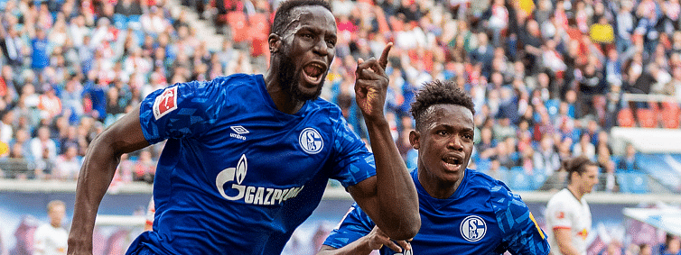 Schalke miss to go top after 1-1 draw with Cologne
