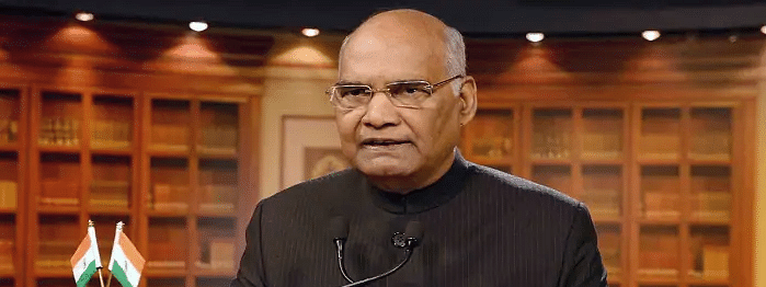 Taking up 'Swachh Bharat' as a movement is homage to Gandhiji: Prez