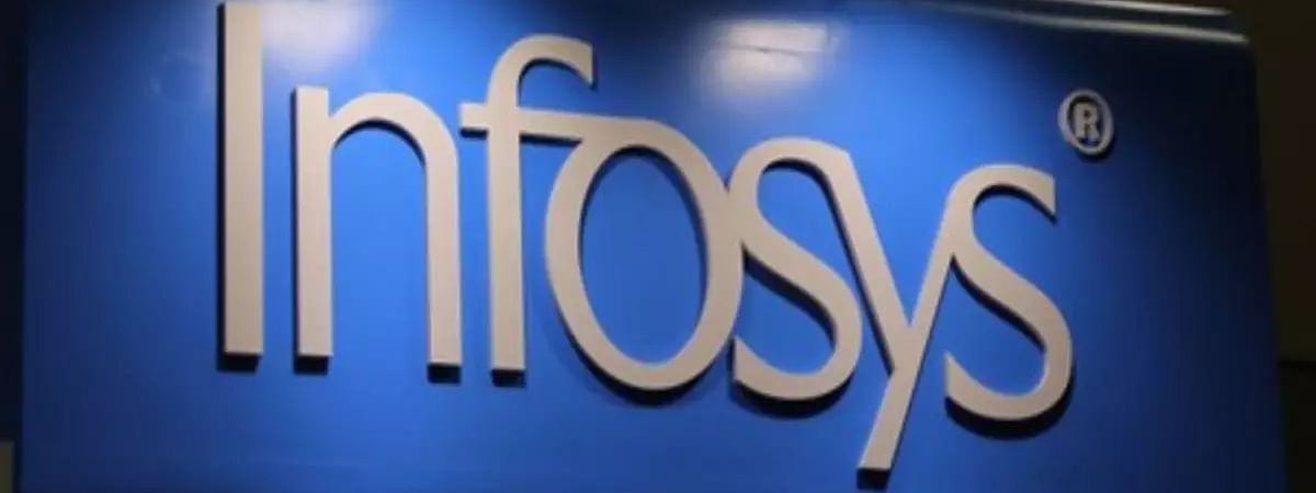 Infosys down by 2.89 pc to Rs 693.15
