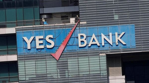 Yes Bank up by 5.80 pc to Rs 73