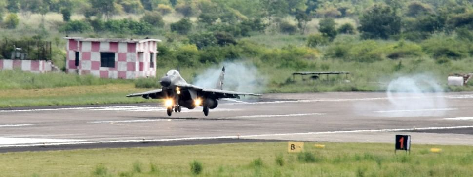 MiG-29 comes to Ojhar for upgrades