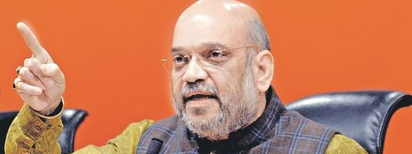 Article 370 and Article 35A were gateways to militancy : Shah