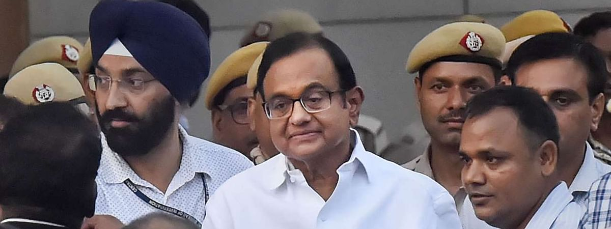 Seeking bail, Chidambaram moves Supreme Court