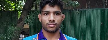 Ravinder enters final of U-23 World Wrestling