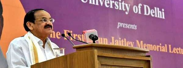 Vice-Prez seeks new 'political normal' for better Parliament functioning