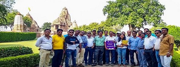 Walk fest in 11 MP cities as part of tourism