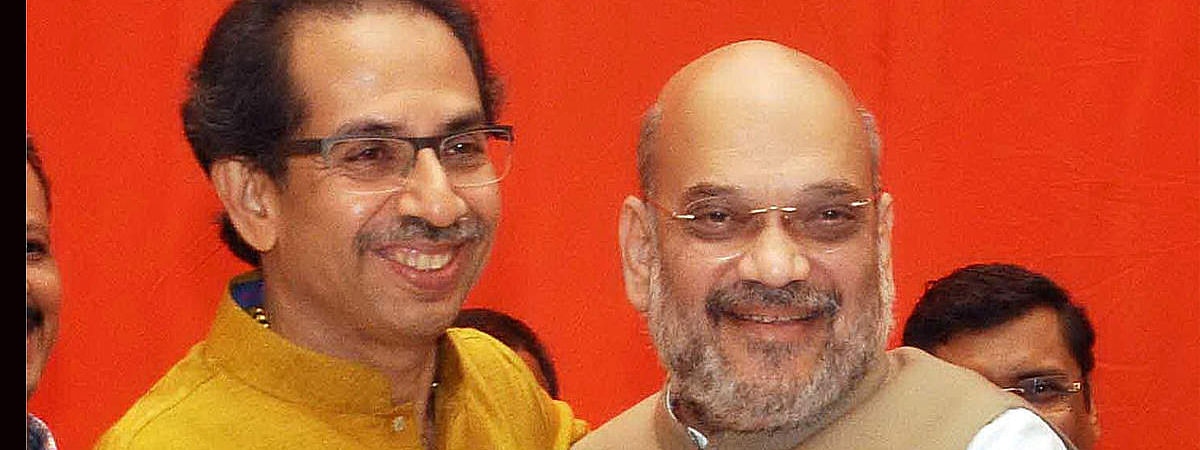Amit Shah calls off meeting with Thackeray