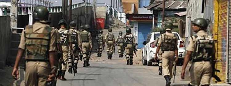 Five civilians injured in grenade attack in Srinagar