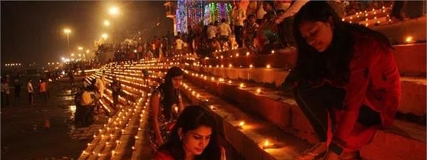 Over 5.51 lakh diyas to be lit up in Ayodhya for Diwali