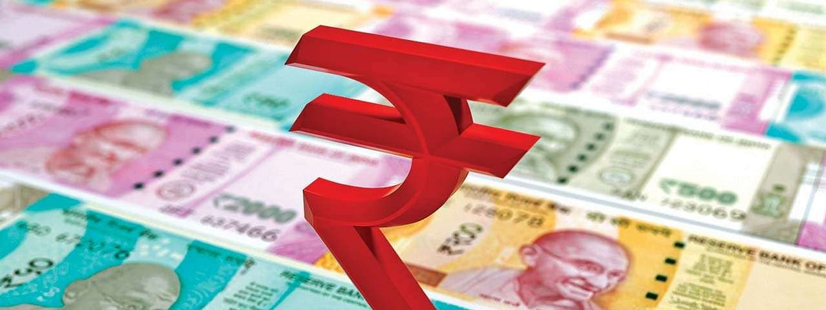 Rupee up 4 paise against USD