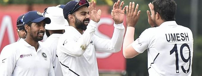 India win by innings and 202 runs against South Africa