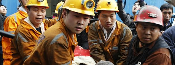 Four killed, one injured in China's coal mine collapse