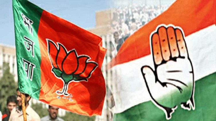 BJP and Cong win 3 seats each in Gujarat bypoll, Alpesh Thakor defeated