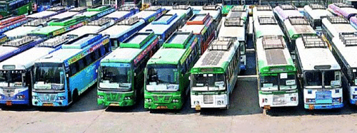 TSRTC strike enters 44th day, no respite for commuters
