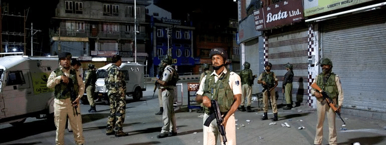 No change in Kashmir situation, strike continues since August 5