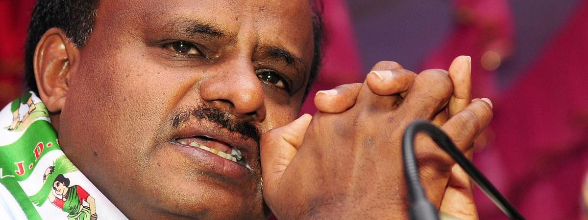 I will not allow fall of BJP government in Karnataka: Kumaraswamy