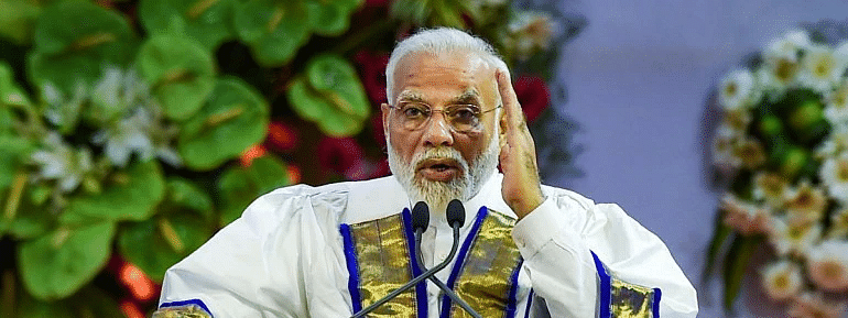 Modi plays Tamil card