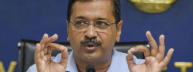 Delhi air improves due to odd-even, other reasons: Kejriwal