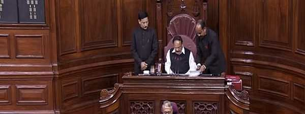 Rajya Sabha Marshals returns to their old uniform, but without turban