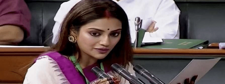 Nusrat Jahan discharged; Family rejects rumours