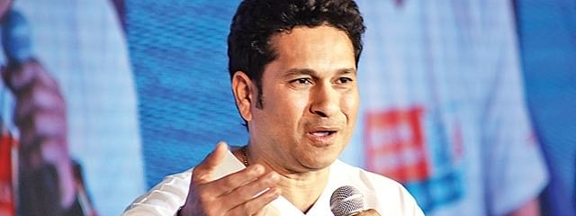 An emotional Open Letter from Tendulkar, says it's okay for Men to Cry